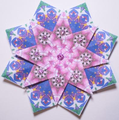 Paper Tea Bag Folding Instructions for Beginners | 400x395